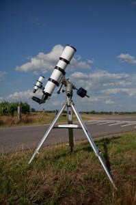 127mm f/6.4 TS achromaat