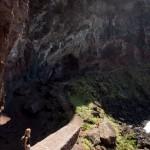 De grot van boven